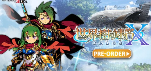 Sekaiju no Meikyuu X, Nintendo 3DS, Japan, release date, gameplay, features, price, game, Etrian Odyssey X Cross