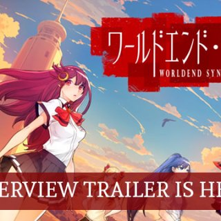 World End Syndrome, PS4, PS Vita, Switch, Japan, gameplay, features, trailer, overview trailer, release day, screenshots, ワールドエンド・シンドローム