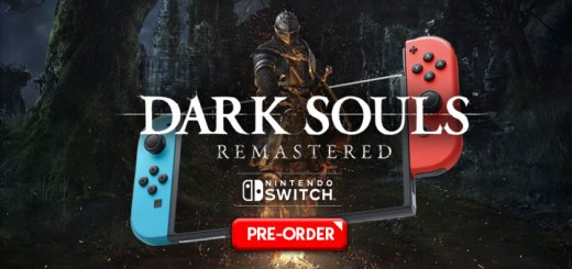 Dark Souls Remastered, Nintendo Switch, North America, US, Europe, Australia, Asia, Japan, release date, gameplay, features, price, game