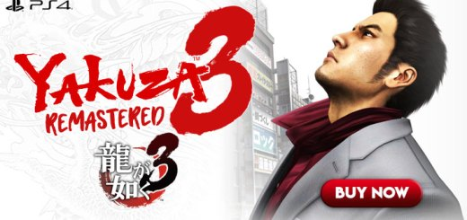 Ryu ga Gotoku 3, Yakuza 3 Remaster, Yakuza 3 Remastered, PlayStation 4, Japan, Asia, release date, gameplay, features, price, game, Sega
