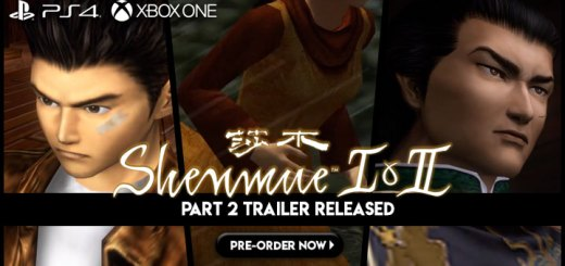 Shenmue I & II, PlayStation 4, Xbox One, release date, gameplay, features, price, trailer, update, game, Part 2 trailer