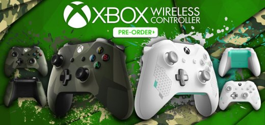 Xbox Wireless Controller, Xbox Wireless Controller Sport White Special Edition, Xbox Wireless Controller Armed Forces II Special Edition Camouflage, Xbox, Xbox One, Xbox One S, Xbox One X, release date, price, features, Asia