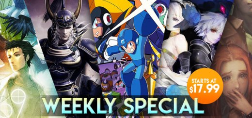 WEEKLY SPECIAL: Gal Gun: Double Peace, Odin Sphere Leifthrasir, Steins;Gate, & More!