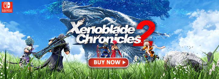 Xenoblade Chronicles 2. Xenoblade, Xenoblade 2, Switch, US, Europe, Japan, gameplay, features, trailer, screenshots, updates, Version 1.5.2
