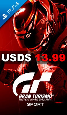 GRAN TURISMO SPORT (ENGLISH & CHINESE SUBS) Sony Computer Entertainment