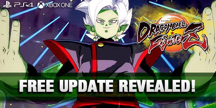 FREE UPDATE ALERT! Dragon Ball FighterZ New Free Content Detailed