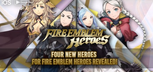 Fire Emblem Heroes, Fire Emblem, iOS, Android, Nohrian Dusk, new heroes, price, release date, gameplay, features, update, trailer, new characters