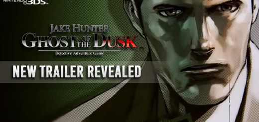 Jake Hunter Detective Story: Ghost of the Dusk, Jake Hunter Detective Story Ghost of the Dusk, Nintendo 3Ds, price, release date, gameplay, features, US, North America, new trailer, update