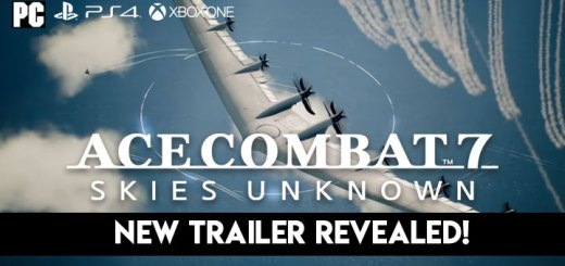 Ace Combat 7: Skies Unknown, Ace Combat 7 Skies Unknown, PlayStation 4, Xbox One, PC, release date, gameplay, price, features, game, trailer, Tokyo Game Show 2018, TGS 2018, update, new trailer, Tokyo Game Show 2018 Trailer
