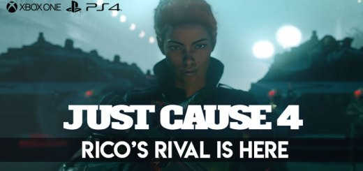 Just Cause 4, PS4, Xbox One, Square Enix, US, Europe, Australia, Asia, gameplay, features, release date, price, trailer, screenshots, new trailer, update, Rico's Rival