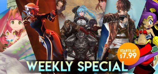 WEEKLY SPECIAL: Dead Cells, Gal*Gun 2, Persona 5, & More!