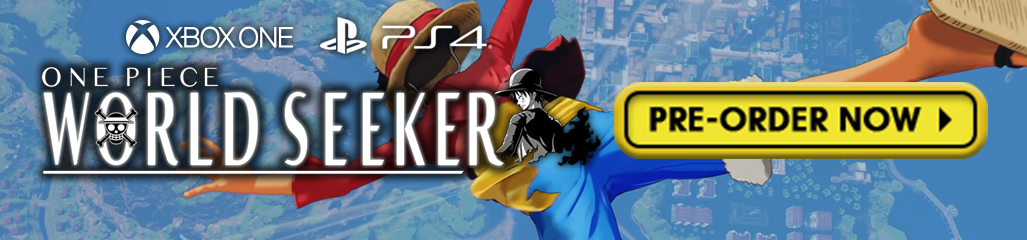 One Piece, One Piece: World Seeker, PS4, XONE, US, Europe, Australia, Japan, Asia, gameplay, features, release date, price, details, trailer, screenshots, box art, update, TGS, Tokyo Game Show, Tokyo Game Show 2018, TGS 2018