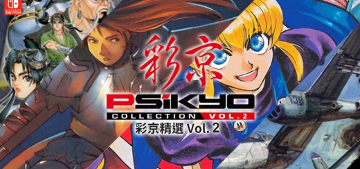 Psikyo, Psikyo Collection, Psikyo Collection Vol. 2, H2 Interactive, Nintendo Switch, Switch, Asia, Multi-language, gameplay, features, release date, price