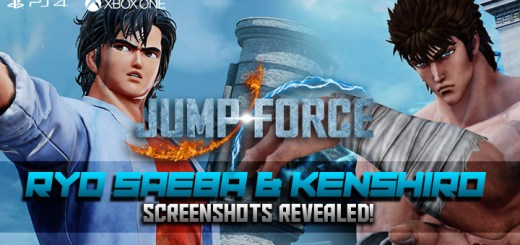 Jump Force, PlayStation 4, Xbox One, release date, gameplay, price, features, US, North America, Europe, new character, update, Kenshiro, Ryo Saeba, new screenshots
