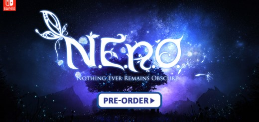 N.E.R.O. Nothing Ever Remains Obscure, NERO Nothing Ever Remains Obscure, Soedesco, Nintendo Switch, release date, gameplay, features, price, game, Europe, US, North America