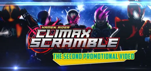 Kamen Rider: Climax Scramble Zi-O Archives - Playasia Blog