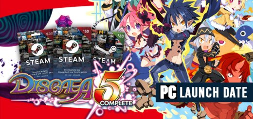 Disgaea 5 Complete, Steam, PC, release date, features, gameplay, story, price, NIS America