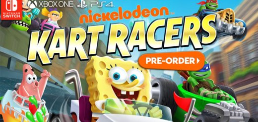Nickelodeon Kart Racers, Maximum Games, PlayStation 4, Xbox One, Nintendo Switch, US, North America, Europe, Australia, release date, price, gameplay, features, game, GameMill Entertainment