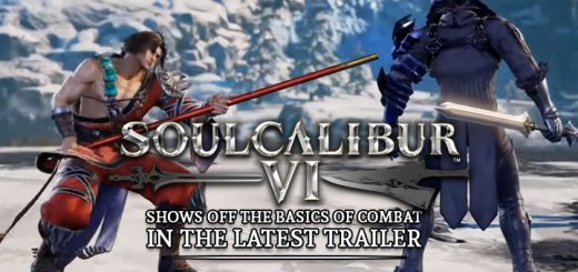 SoulCalibur, SoulCalibur VI, PS4, XONE, PlayStation 4, Xbox One, US, Europe, Japan, Asia, gameplay, features, release date, update, trailer, screenshots, Basics of Combat, Bandai Namco
