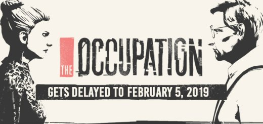 The Occupation, SOld Out, PS4, XONE, US, Europe, Australia, gameplay, features, release date, price, trailer, screenshots, update, delayed