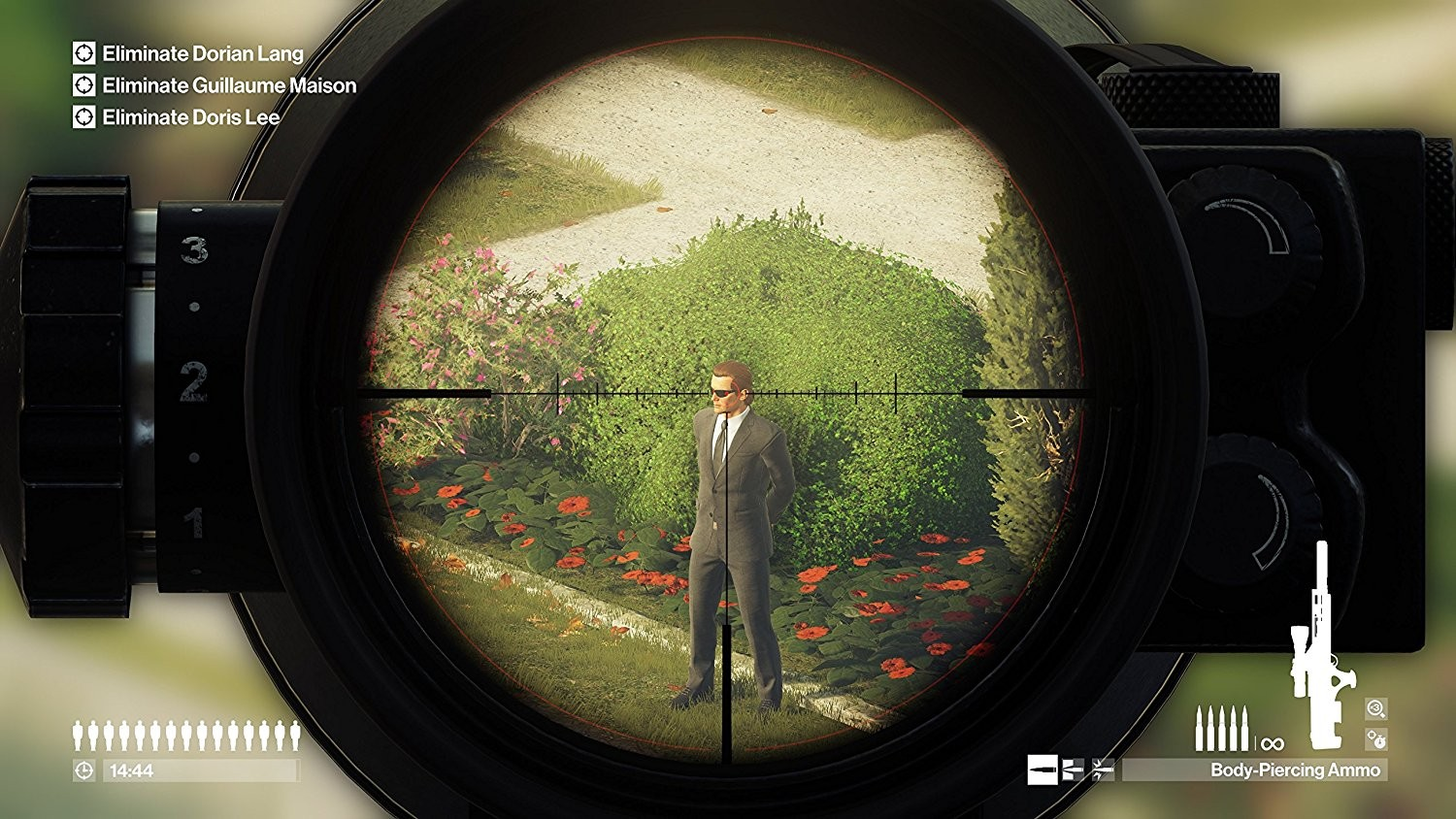 hitman definitive edition ps4 gameplay