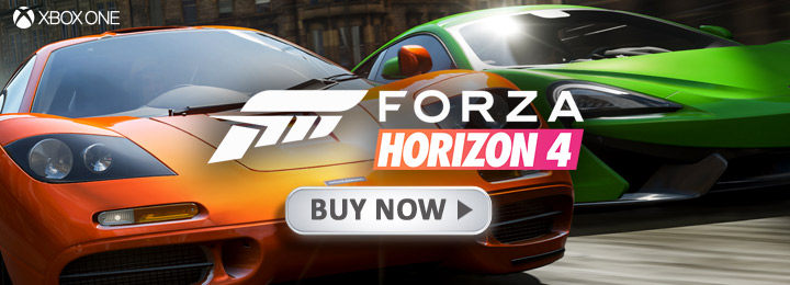 Forza Horizon 4, Microsoft, Xbox One, US, Europe, Japan, gameplay, features, trailer, screeenshots, two million players, updates