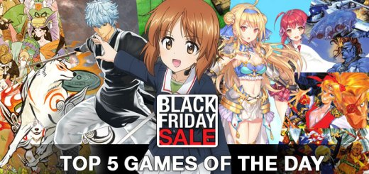 Top 5 games of the day, Playasia, Black Friday, Black Friday Sale, Sale