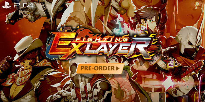 Fighting EX Layer, PS4, PlayStation 4, Japan, gameplay, features, release date, price, trailer, screenshots, ファイティングEXレイヤー