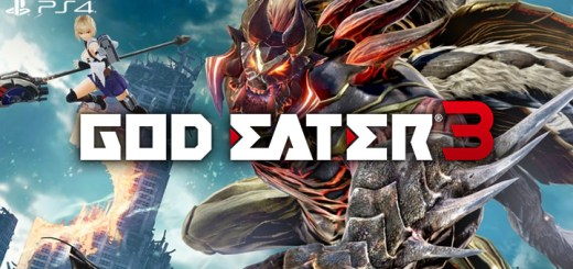 God Eater, God Eater 3, Bandai Namco, PS4, PlayStation 4, US, Europe, Australia, Japan, Asia, gameplay, features, release date, price, trailer, screenshots, ゴッドイーター3