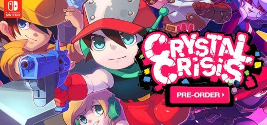 Crystal Crisis, Nintendo Switch, US, North America, release date, price, gameplay, features, game, Nicalis