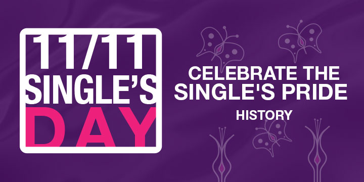 Singles' Day, discounts, history, sale