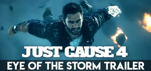 Just Cause 4, PS4, Xbox One, Square Enix, US, Europe, Australia, Asia, gameplay, features, release date, price, trailer, X018, Eye of the Storm Trailer