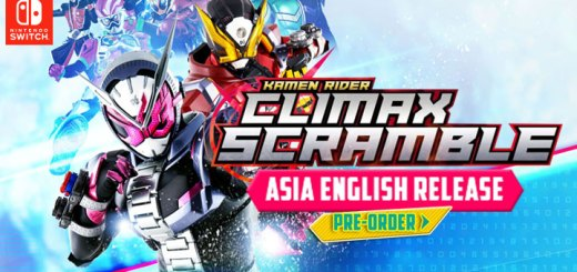Kamen Rider Climax Scramble, Kamen Rider, Bandai Namco, Switch, Nintendo Switch, gameplay, features, release date, price, trailer, screenshots, Kamen Rider: Climax Scramble Zi-O, Japan, Asia, pre-order