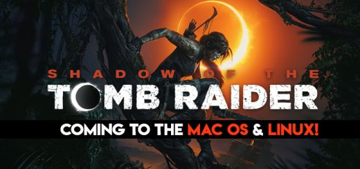 Shadow of the Tomb Raider, macOS, Linux, update, Square Enix