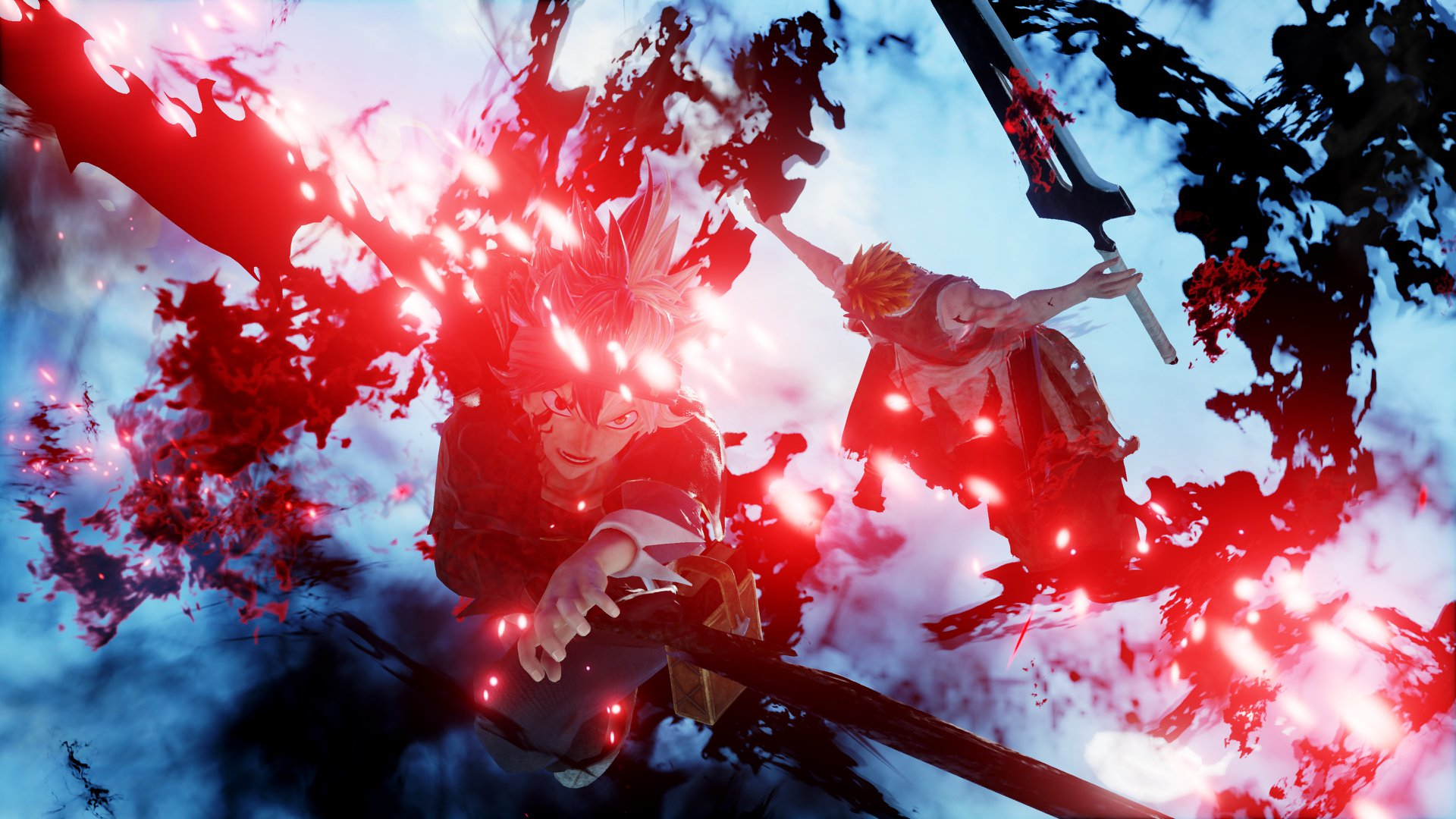 Jump Force, PlayStation 4, Xbox One, release date, gameplay, price, features, US, North America, Europe, update, Asta, Black Clover, screenshots, Asta screenshots, news