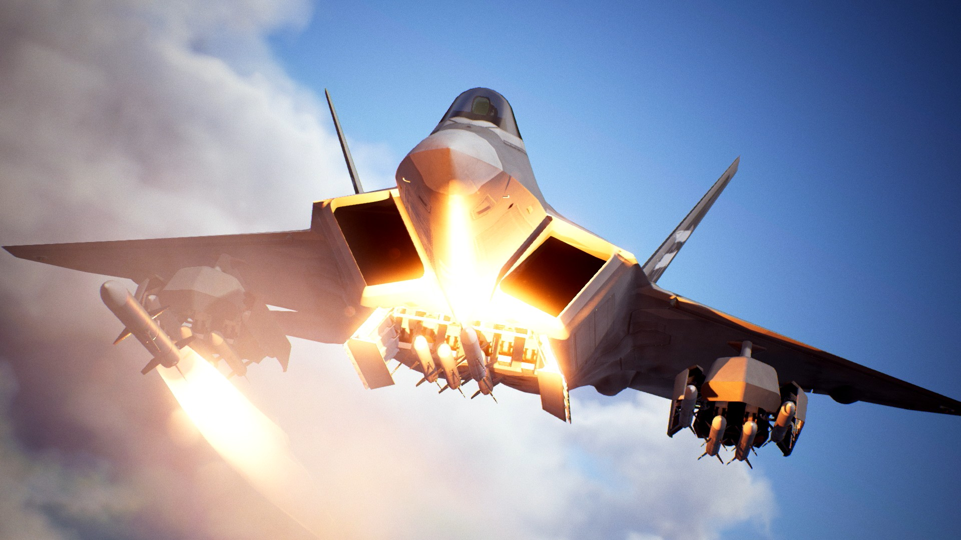 1ST OF 3 DLC | Ace Combat 7: Skies Unknown's Operation