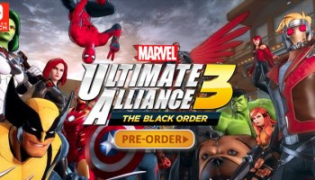 Marvel Ultimate Alliance 3: The Black Order All New Announcements