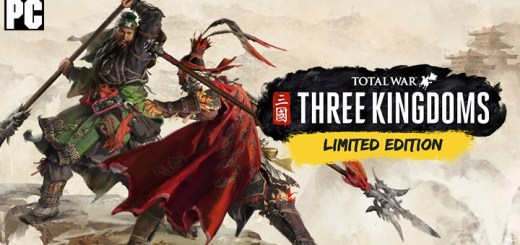 Sega, Total War, Total War: Three Kingdoms, Total War: Three Kingdoms [Limited Edition], Windows, PC, gameplay, features, release date, price, trailer, screenshots