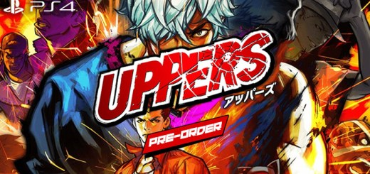 Uppers, PlayStation 4, Europe, PQube, release date, gameplay, features, price, game