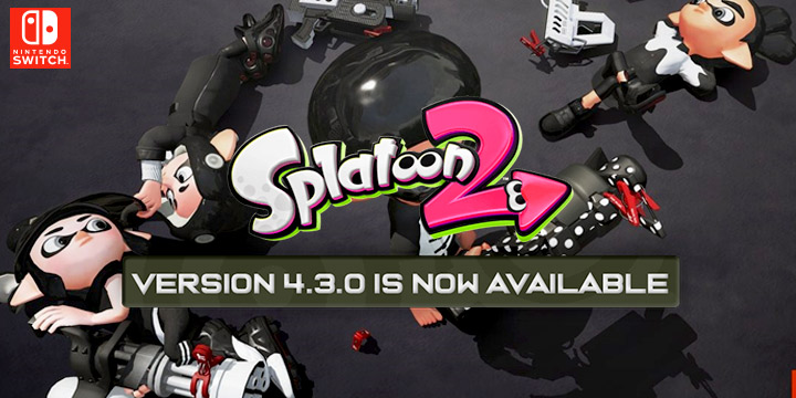 Final Content Update for Splatoon 2 is Now Live, Inklings