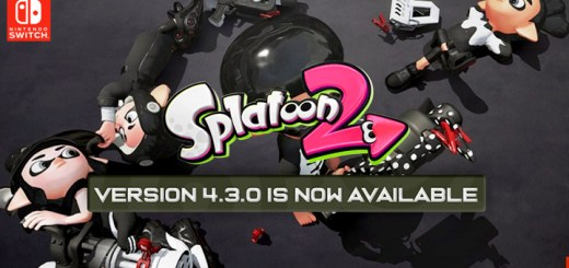 Splatoon 2, Nintendo, Switch, US, Europe, Japan, gameplay, features, trailer, screenshots, updates, version 4.3.0, Toni Kensa weapons