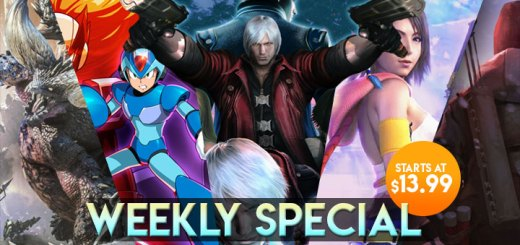 WEEKLY SPECIAL: Monster Hunter: World, Mega Man X Legacy Collections, Smash Bros amiibo, & More!