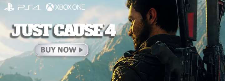 Just Cause 4, PS4, Xbox One, Square Enix, US, Europe, Australia, Asia, gameplay, features, release date, price, trailer, Japan, update, launch trailer