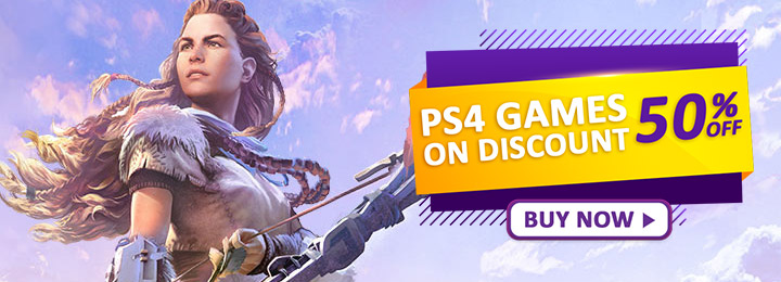 PS4 Games on Discount, PlayStation 4, Sale, discount, playasia, games, God of War, Horizon Zero Dawn, Destiny 2, The Last of Us Remastered, Sony