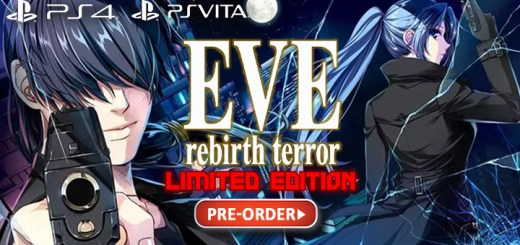 Eve: Rebirth Terror Limited Edition, Eve: Rebirth Terror, PlayStation 4, PlayStation Vita, Japan, PS4, PS Vita, El Dia, price, game, gameplay, features, release date