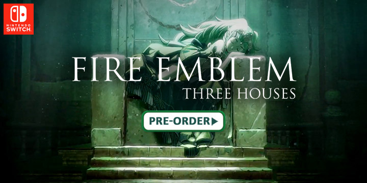 Fire Emblem: Three Houses, Nintendo, US, North America, Europe, PAL, game, release date, pre-order, gameplay, features, price, trailer, Nintendo Switch, Switch