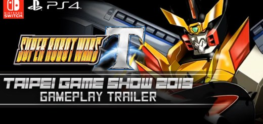 Super Robot Wars T, PlayStation 4, Nintendo Switch, Japan, release date, gameplay, features, screenshots, trailer, English, Bandai Namco, price, pre-order, screenshots, update, new trailer, gameplay trailer, Taipei Game Show 2019, Super Robot Taisen T, スーパーロボット大戦T