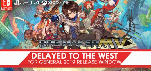 RPG Maker MV, PlayStation 4, Xbox One, Nintendo Switch, US, Europe, Australia, gameplay, features, update, release date, delay, NIS America