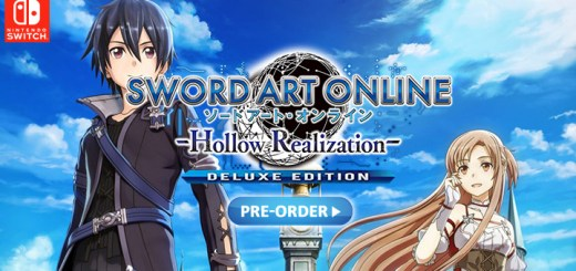 Sword Art Online: Hollow Realization Deluxe Edition, SAO, Sword Art Online: Hollow Realization, Bandai Namco, release date, game, price, trailer, features, screenshots, Switch, Nintendo Switch, pre-order, Europe, PAL