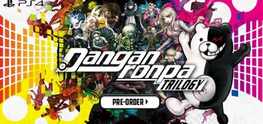 Danganronpa Trilogy, PlayStation 4, PS4, Europe, US, North America, price, pre-order, release date, gameplay, features, screenshots, NIS America